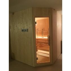 Kombinovaná sauna