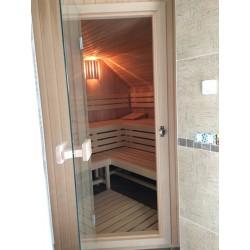 Atypická finská sauna