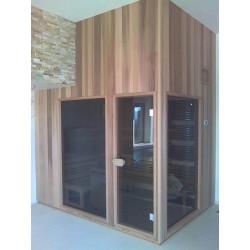Finská sauna - cedr