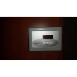 Regulace Sauna